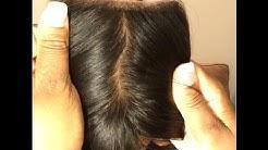Queen Weave Beauty LTD Silk Based Closure