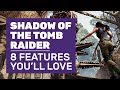 Classic Platforming, Mud Physics And 6 More Shadow Of The Tomb Raider Features You'll Love