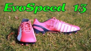 Puma EvoSPEED 1.3 Boot Test   cdcr7skills