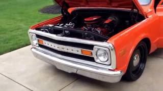 1970 Chevy C10 CST Resto-mod