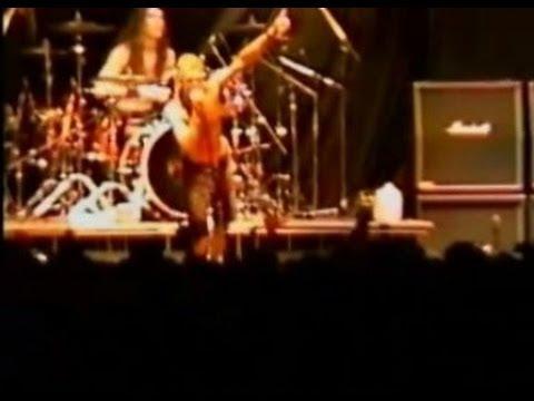 Alice in Chains – 1991/05/17 @ Municipal Coliseum, Lubbock, TX
