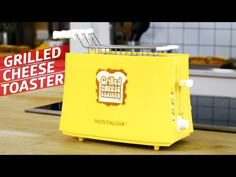Do You Need a Toaster Just for Grilled Cheese? — The Kitchen Gadget Test Show