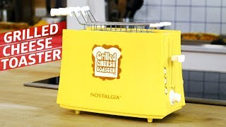 Do You Need a Toaster Just for Grilled Cheese? - The Kitchen Gadget Test Show