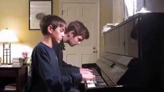 Heart And Soul - piano arrangement