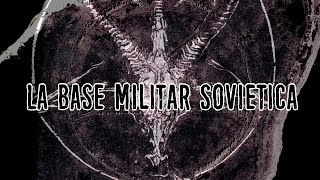 La base militar soviética y el pentagrama gigante Free HD Video