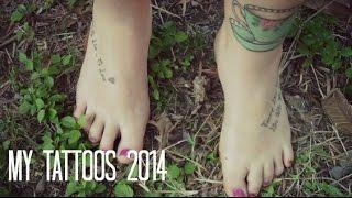 My Tattoos 2014