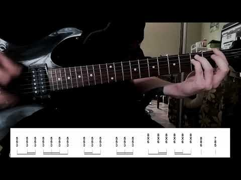 Rise Against   Give It All (Guitar Cover With TAB)