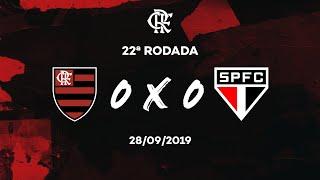 Flamengo x São Paulo - Ao Vivo no Maracanã