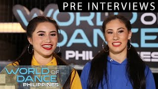 World Of Dance Philippines: Kristique | Pre-Interview