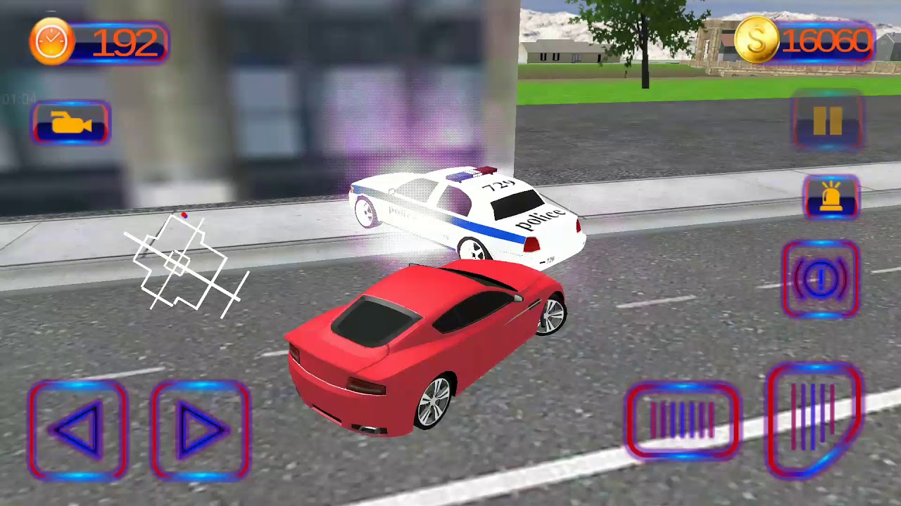 Police Car Crime Simulator Car Games Ep5 Android Gameplay