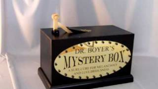 Mystery Box By Dr. Clayton Boyer