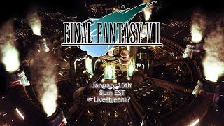🔴 Temple of the Ancients 🎶 Final Fantasy VII ► Live Stream #8