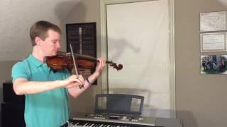 Violin Medley- Jacob Head