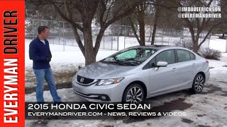 2015 Honda Civic Review on Everyman Driver