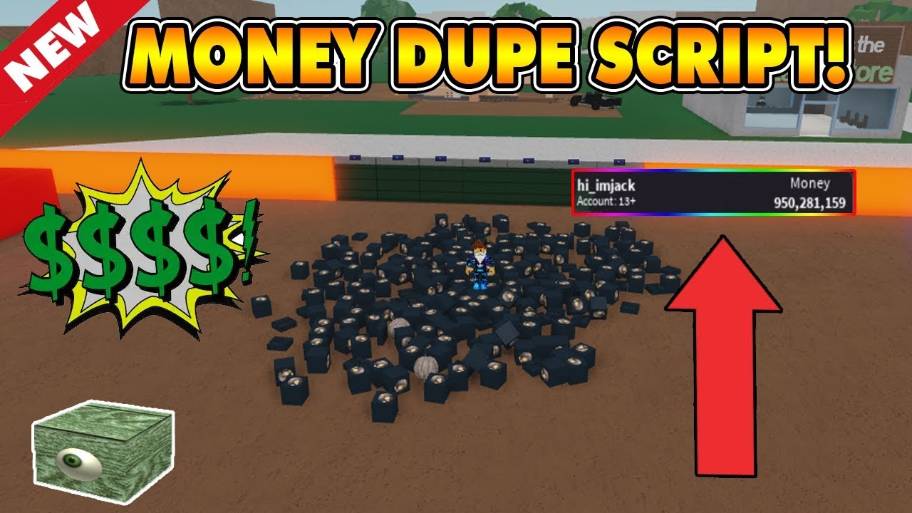New Money Dupe Script New Method Not Patched Lumber Tycoon
