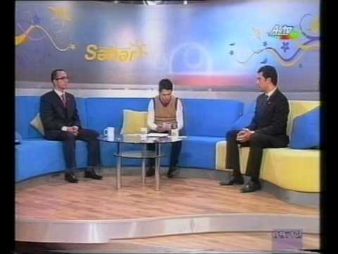 AzTV NAYO, NAYO is a guest at the Azerbaijan State TV, AzTV 2008.