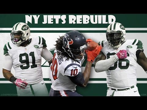 DEADLY DEFENSE! Rebuilding the Jets -  Madden Connected Franchise Mode