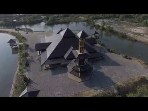 The Story Of Ar Rahman Mosque Kampung Pulau Gajah Youtube