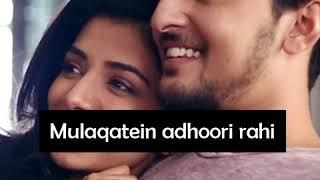 DARSHAN RAVAL Tera Zikr Latest Hindi Song 2017 Lyrics Latest New Hit Song