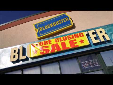 Video Store Memories BlockBuster Video
