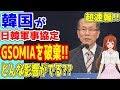 🇰🇷【韓国】🇰🇷速報!!韓国がついにGSOMIAを破棄!どのような影響が出る?…