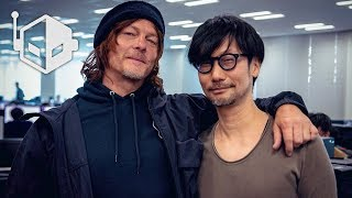 Kojima Believes Death Stranding Had Stronger Criticism in the US, Possibly Because It Flies Above Sh