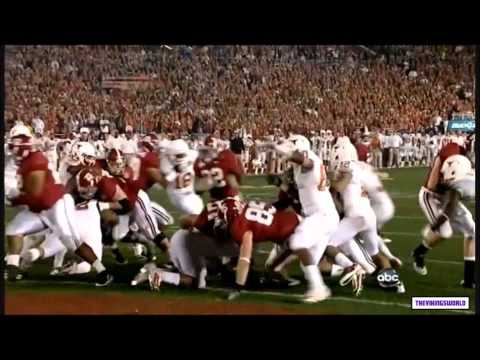 Mark Ingram - Alabama Crimson Tide - Highlights