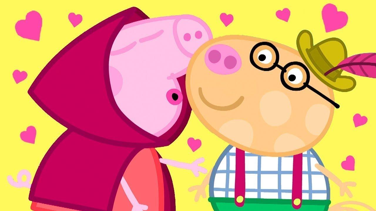 Peppa Pig en Español Episodios completos ❤️ Peppa besa a Pedro | Pepa la cerdita