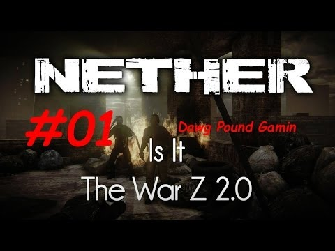 NETHER Episode 1 Commentary Walkthrough Stand Alone Nonlinear Gameplay HD