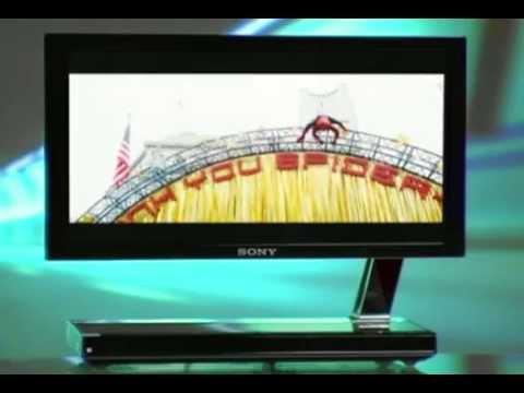 Sony Organic LED TV : XEL-1