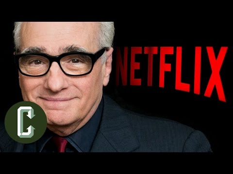 Netflix to Release Martin Scorsese