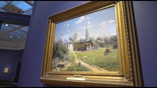 Москва сквозь века на выставке в Третьяковской галерее (новости)