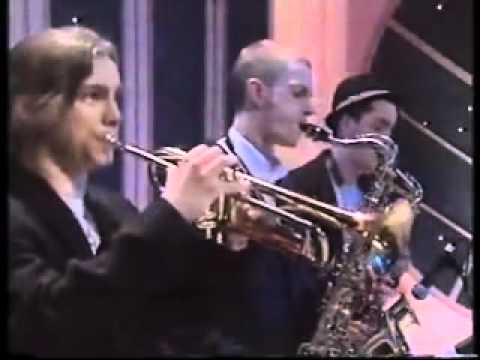 Gangsters   'Al Capone' on 'Kenny Live' 1993  Irish Ska reggae madness bad manners2