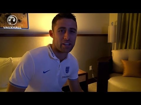 Gary Cahill shows us the view in Miami | Inside Access