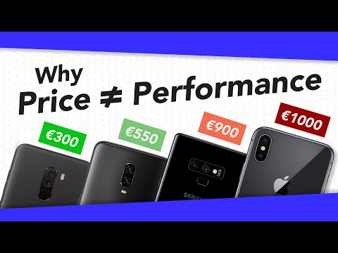 Why Phone Prices don't reflect Performance (feat. LowSpecGam