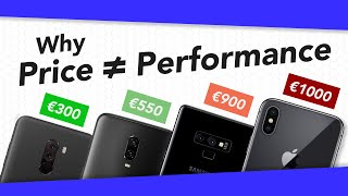 Why Phone Prices don't reflect Performance