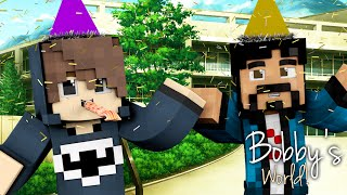 Bobby's World | HAPPY NEW YEAR PARTY 2016! | Minecraft Music School Song (Minecraft Roleplay) #21