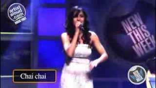 Neeti Mohan - Live Performance Chai - New This Week