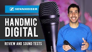 Sennheiser Handmic Digital Review and Sound Tests