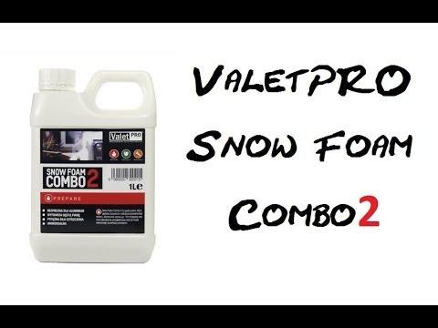 valetpro snow foam combo 2 and marolex master www. Black Bedroom Furniture Sets. Home Design Ideas