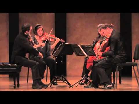 Brentano String Quartet Plays Beethoven Op. 133, Grosse Fuge