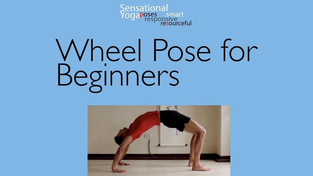 Wheel Pose for Beginners