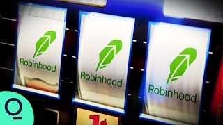 How Robinhood Gets Casual Traders Hooked