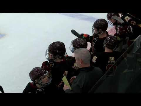 Arlington High School Boys Hockey Vs BC High - February 5, 2020