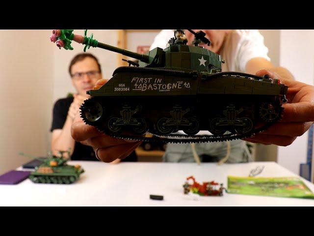 Review: COBI 2550 Sherman M4A3E2