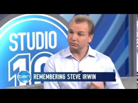 Wildlife Cameraman Talks About Steve Irwin S Death For First Time Youtube
