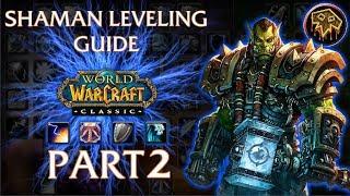 Classic/Vanilla WoW Shaman Leveling Guide - Part 1