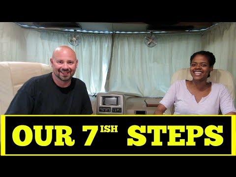 Steps for Florida Domicile  (RV FULL TIME)