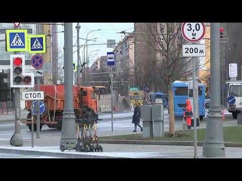 В Москву на следующей неделе придет практически майское тепло.