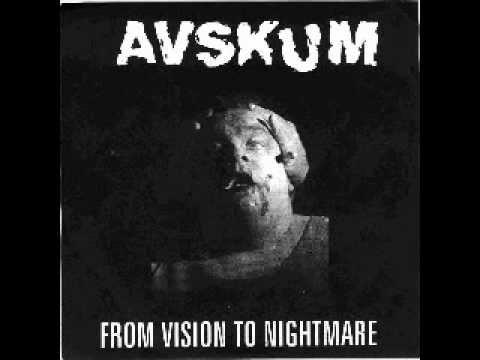 AVSKUM - From Vision To Nightmare [FULL EP]